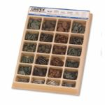 Cratex Assortment    X 796 Pcs